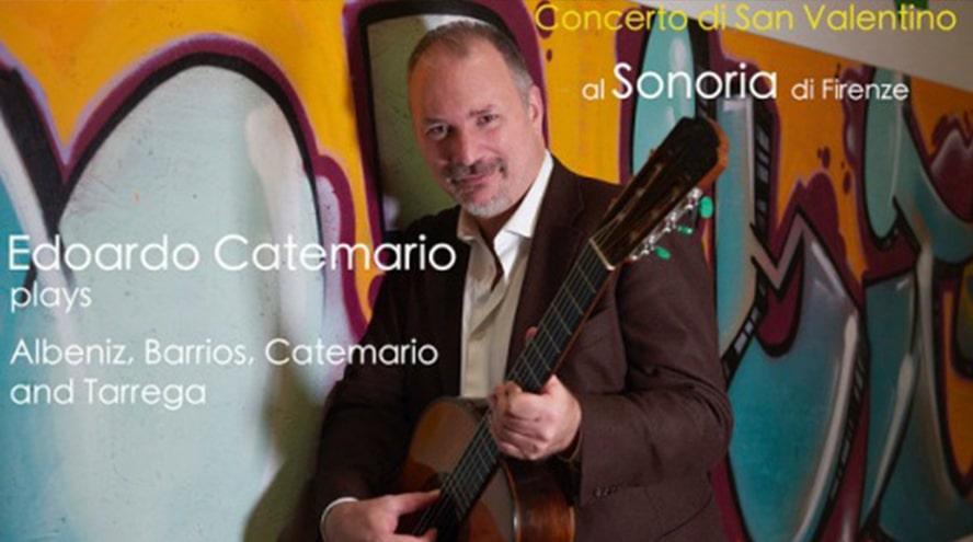 Concierto online del artista RC Strings Edoardo Catemario