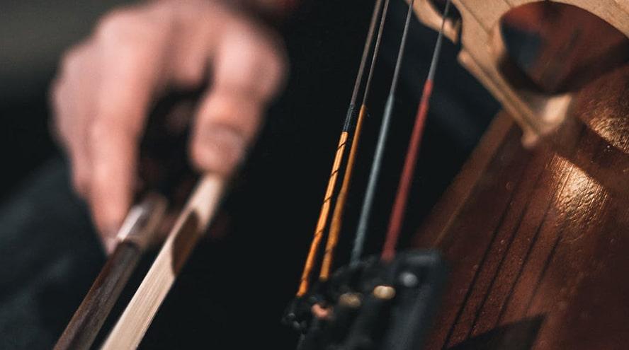 Cómo elegir resina para violín, viola, violonchelo o contrabajo