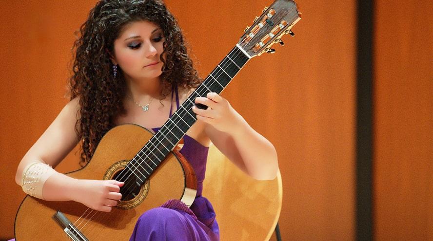 Vídeos de la Artista Rc Strings Gohar Vardanyan sobre 'Recuerdos de la Alhambra'