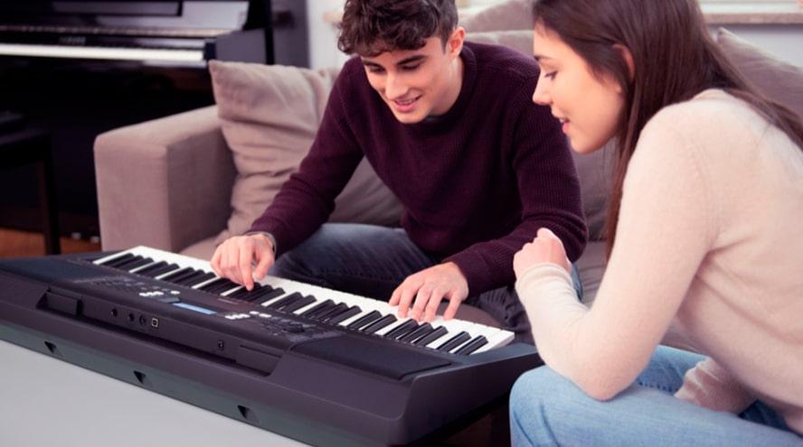 Los mejores teclados musicales para principiantes