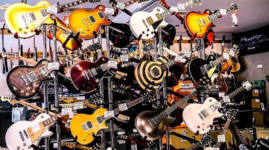 ¿Cómo surge la mítica guitarra Gibson Les Paul?
